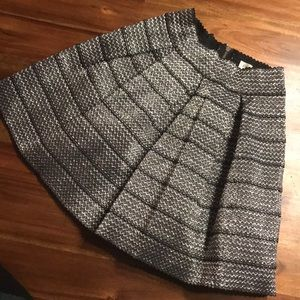 Like new Ginger G silver skirt S
